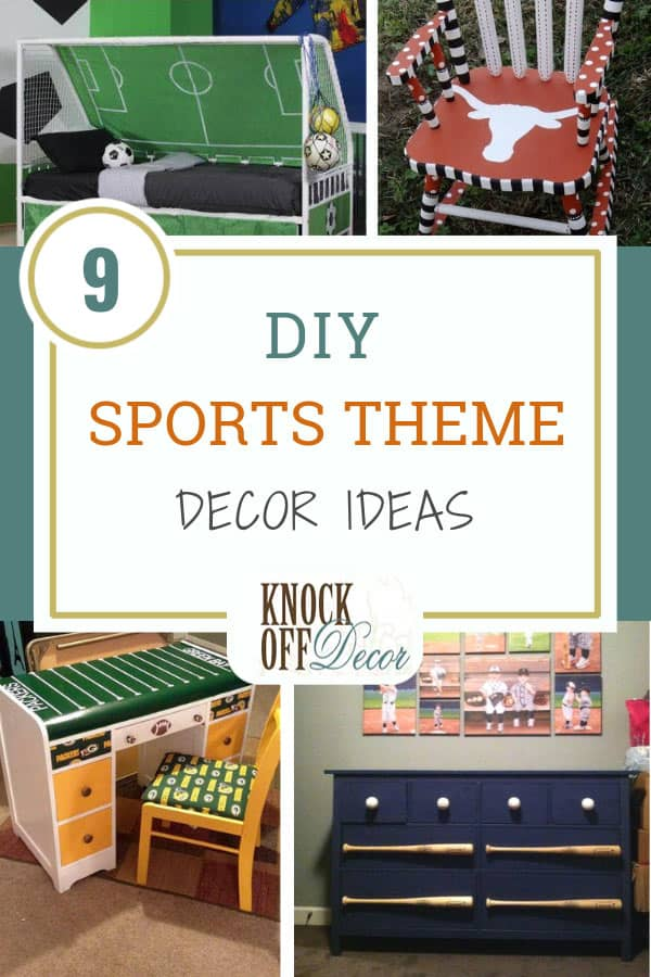 The Ultimate Guide to Sports-Themed Decor: 12 Great Ideas
