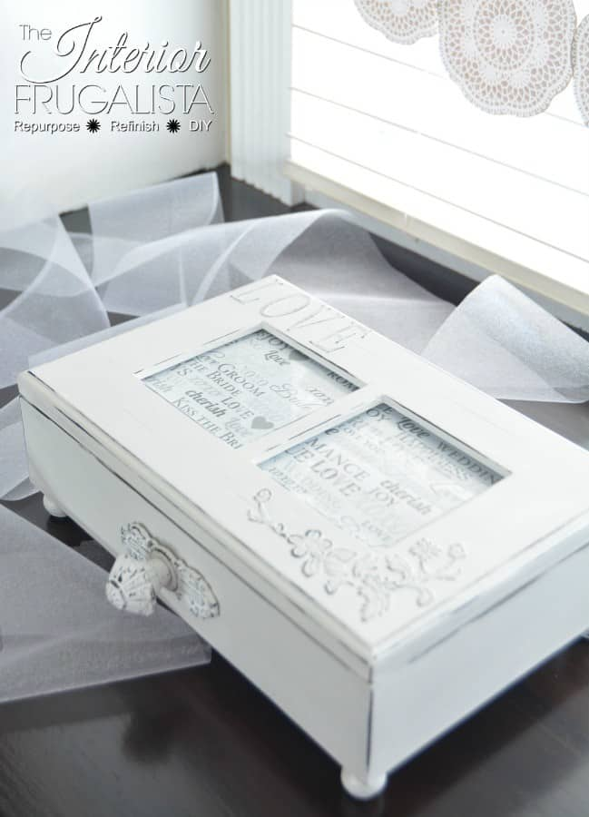 Make A Pretty Box For A Cash Wedding Gift Knockoffdecor Com