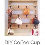 Not Your Ordinary Coffee Cup Holder