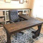 Big and Beautiful Farmhouse Desk