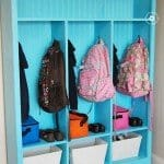 Super Back-to-School Organization DIY Lockers
