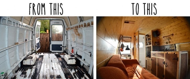 Cool Camper Van Conversions Knockoffdecor Com