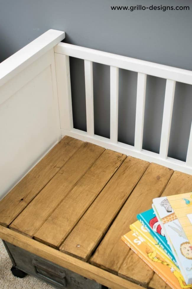 From Crib To Bench A Versatile Solution Knockoffdecor Com
