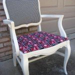 New Beginnings for a Reupholstered Chair