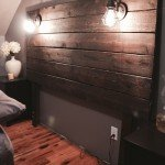 Beautifully Crafted Rustic Headboard