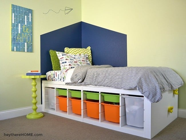 Functional And Fun Twin Bed Knockoffdecor Com