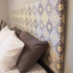 Easy to Make Headboard