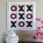Are You Game? Tic Tac Toe Board