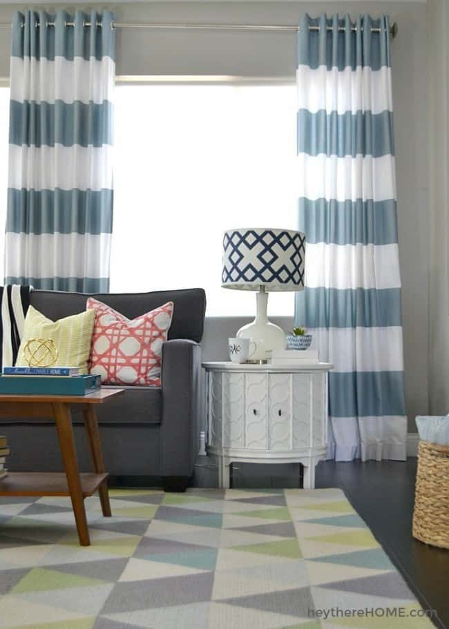 Time For New Grommet Curtains Knockoffdecor Com