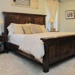 Authentic Farmhouse Bed