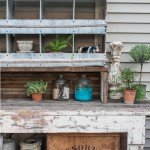 Simply Wonderful Potting Bench
