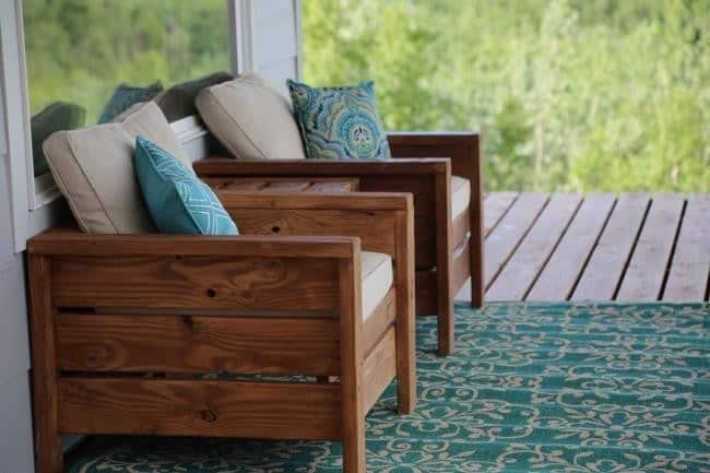 Stylish And Sturdy Outdoor Chairs Knockoffdecor Com
