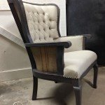 Beautifully Reupholstered Chair