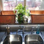 Practical Over the Sink Shelf