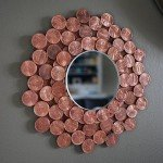 A Penny Saved Mirror Display