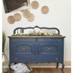 Vintage Inspired Buffet Makeover
