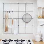 How To Make A Wall-Hanging Kitchen Utensil Rack