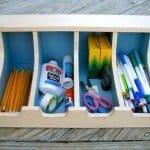 Kids Craft Supply Box