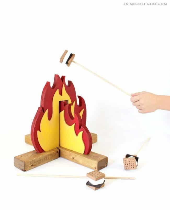 play campfire-