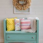 DIY Turn A Dresser Into A Bench