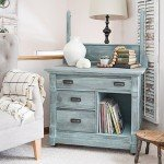 Cabinet Re-Make With Chalk Paint