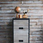 Beautify An Old File Cabinet
