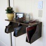Create A Wood Mail Rack