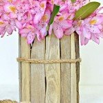 Create An Almost Free Driftwood Vase