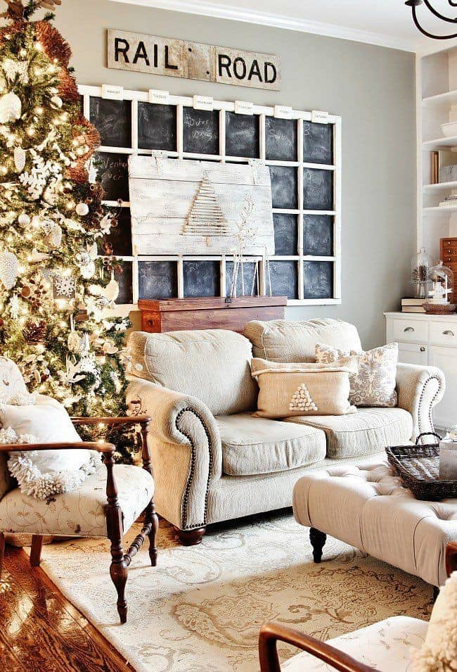 Rustic Chair Spindle Tree