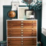 DIY Make Over For An Old Dresser