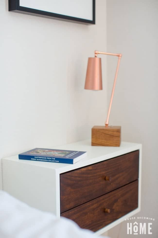 Build Your Own Floating Nightstand Knockoffdecor Com