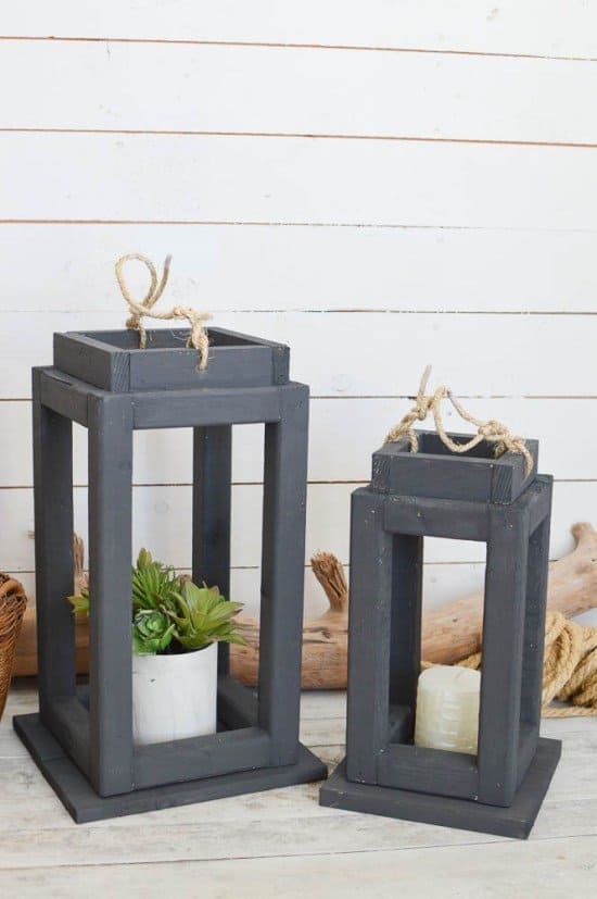Diy Decorative Lanterns Knockoffdecor Com
