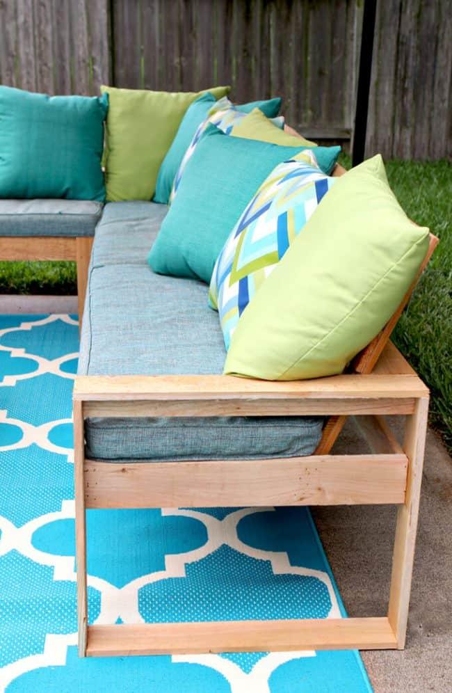 Terrific Diy Outdoor Bench Knockoffdecor Com Unemploymentrelief Wooden Chair Designs For Living Room Unemploymentrelieforg