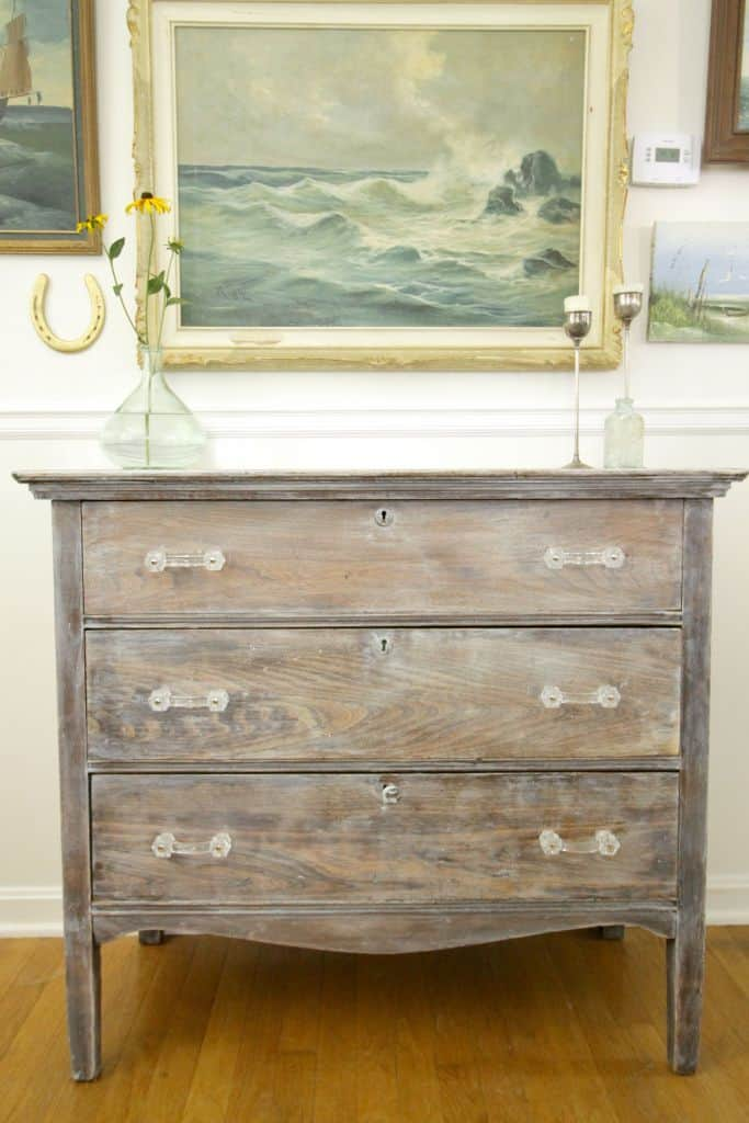 Diy Refinish An Old Dresser Knockoffdecor Com