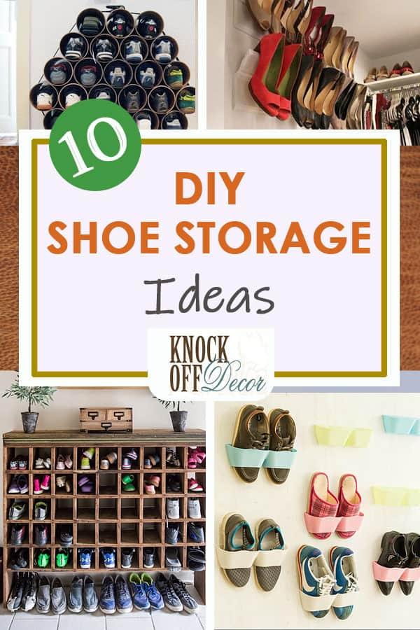 10 Best Shoe Storage Ideas