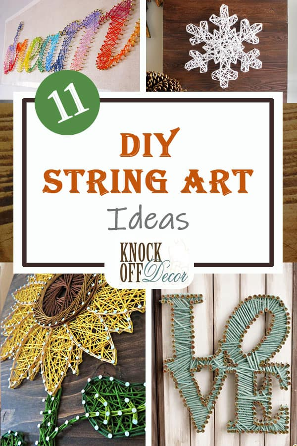 11 Best String Art Ideas