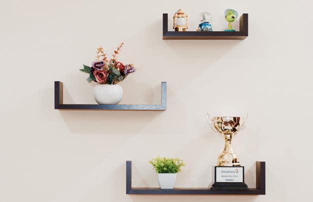 trophies decor