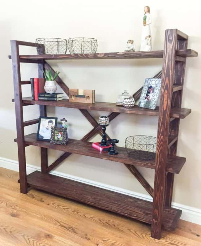 DIY Truscan shelves
