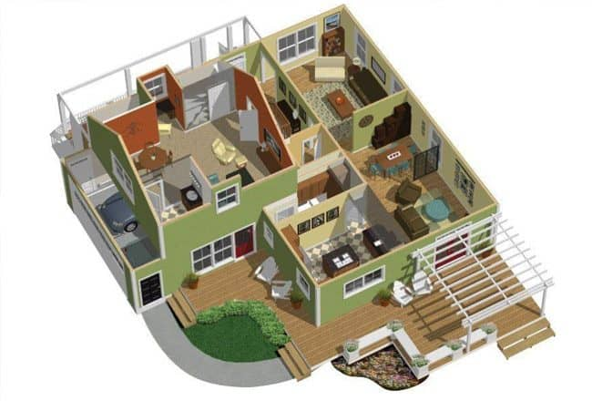 akrono home design software