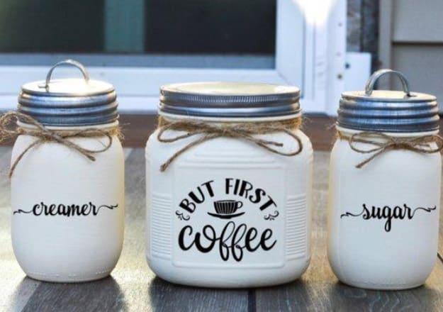 coffee-jars
