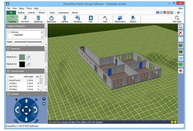 dreamplan-software