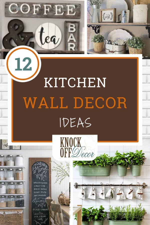 Best Kitchen Wall Décor Ideas