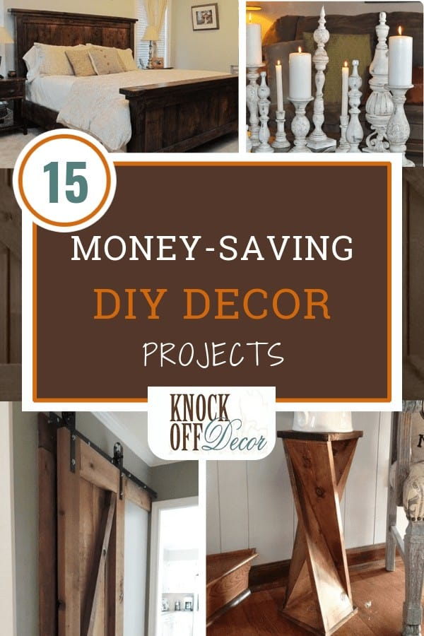 Money-Saving DIY Decor Projects-pin