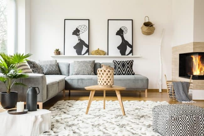 Decor and Accessories for Living Room