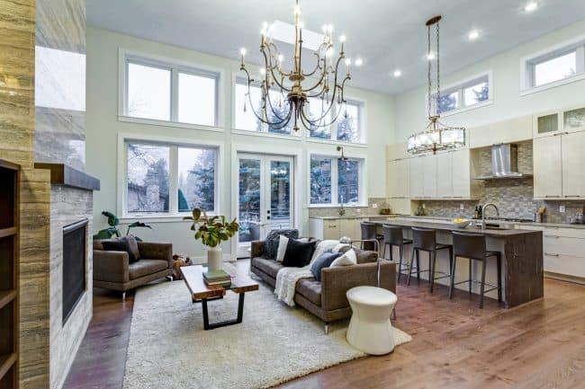 Trending styles for home decor