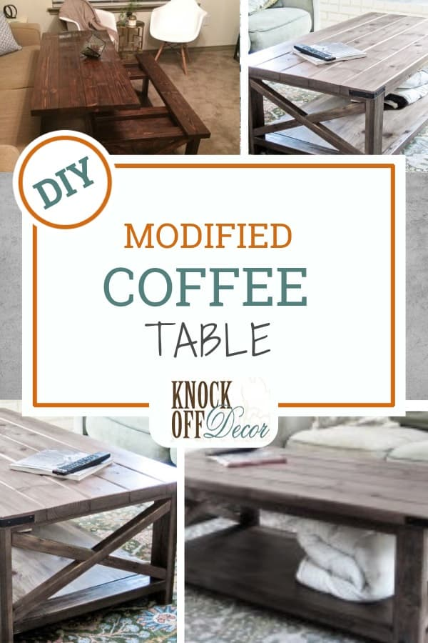 Superb Coffee Table With Moveable Top Knockoffdecor Com Theyellowbook Wood Chair Design Ideas Theyellowbookinfo