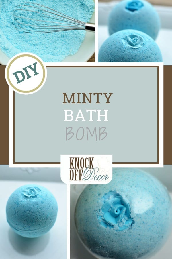Diy Bath Bombs For A Spa Inspired Gift Knockoffdecor Com