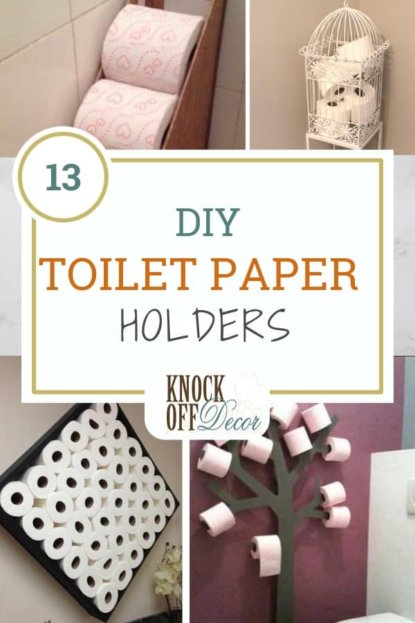 13 Adorable Toilet Paper Storage Solutions Knockoffdecor Com