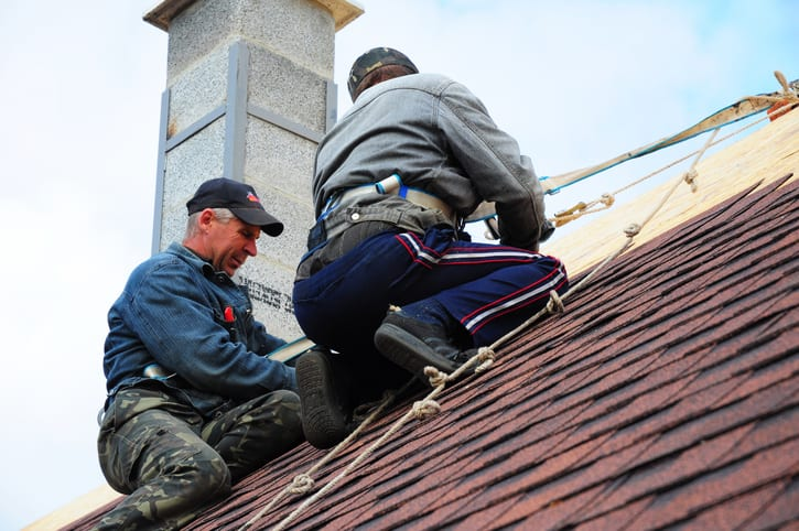 How A Roof Repair Construction Contractor In Algonquin