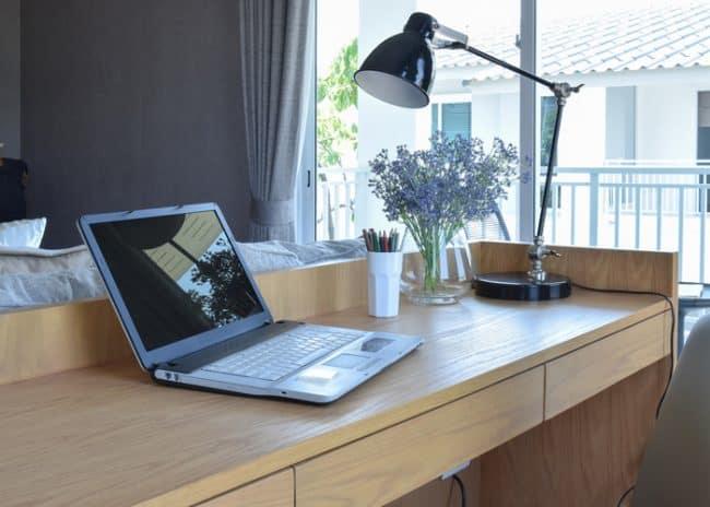 home office bedroom